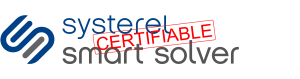 Systerel certifiable S3 logo